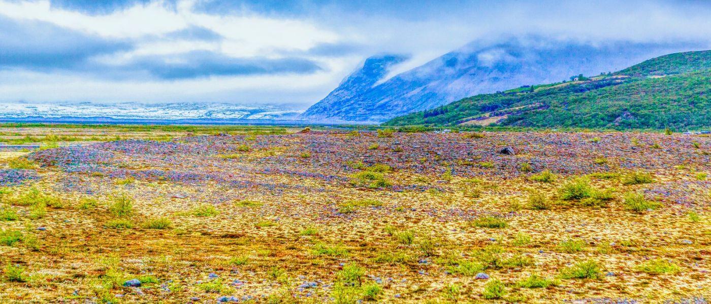 冰島瓦特納冰川(Vatna Glacier),很壯觀_圖1-28