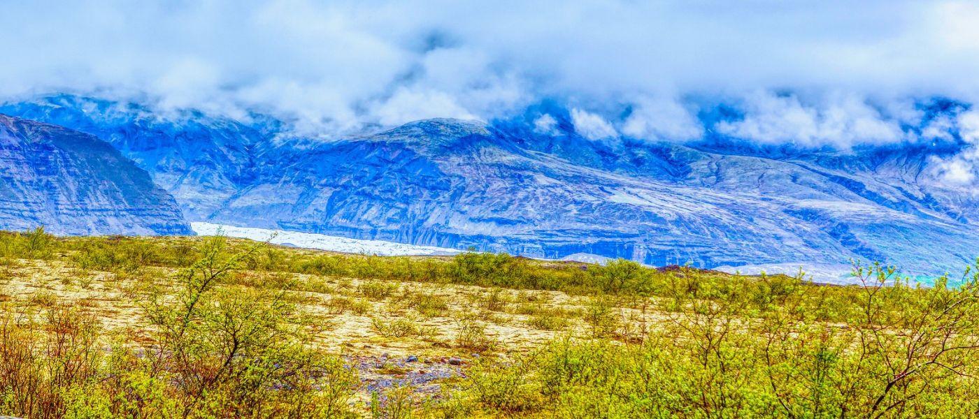 冰島瓦特納冰川(Vatna Glacier),很壯觀_圖1-27