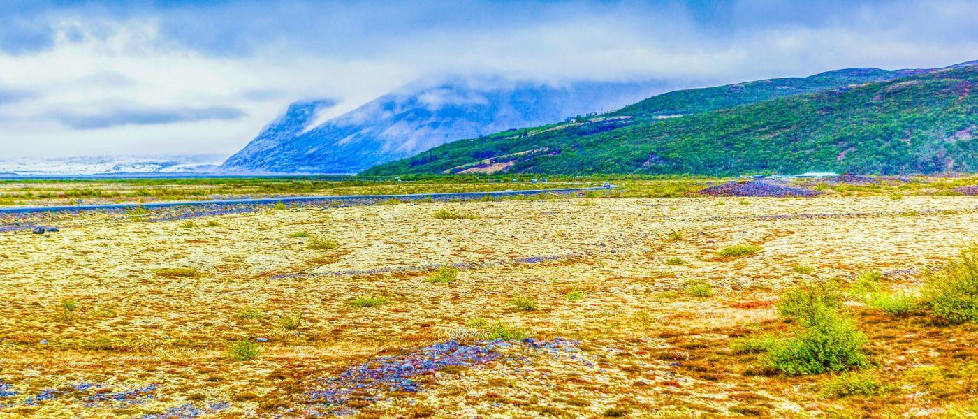 冰島瓦特納冰川(Vatna Glacier),很壯觀_圖1-26