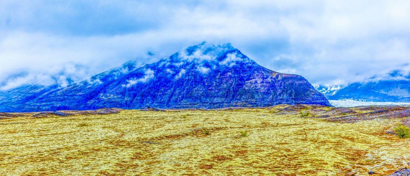 冰島瓦特納冰川(Vatna Glacier),很壯觀_圖1-3