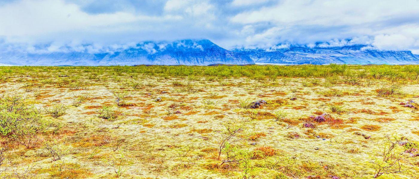 冰島瓦特納冰川(Vatna Glacier),很壯觀_圖1-2