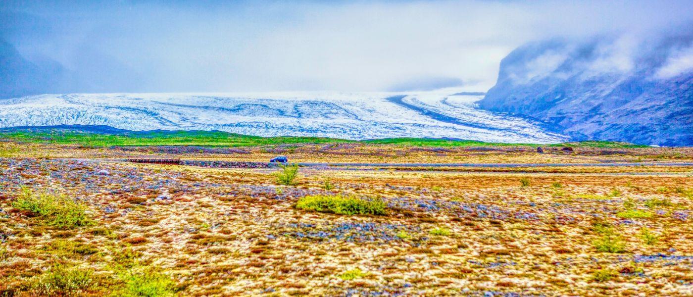 冰島瓦特納冰川(Vatna Glacier),很壯觀_圖1-4