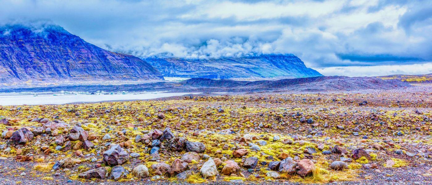 冰島瓦特納冰川(Vatna Glacier),很壯觀_圖1-7
