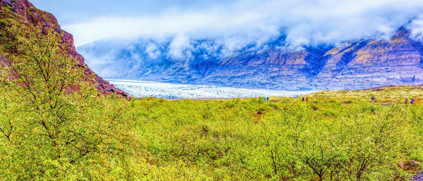 冰島瓦特納冰川(Vatna Glacier),很壯觀_圖1-6