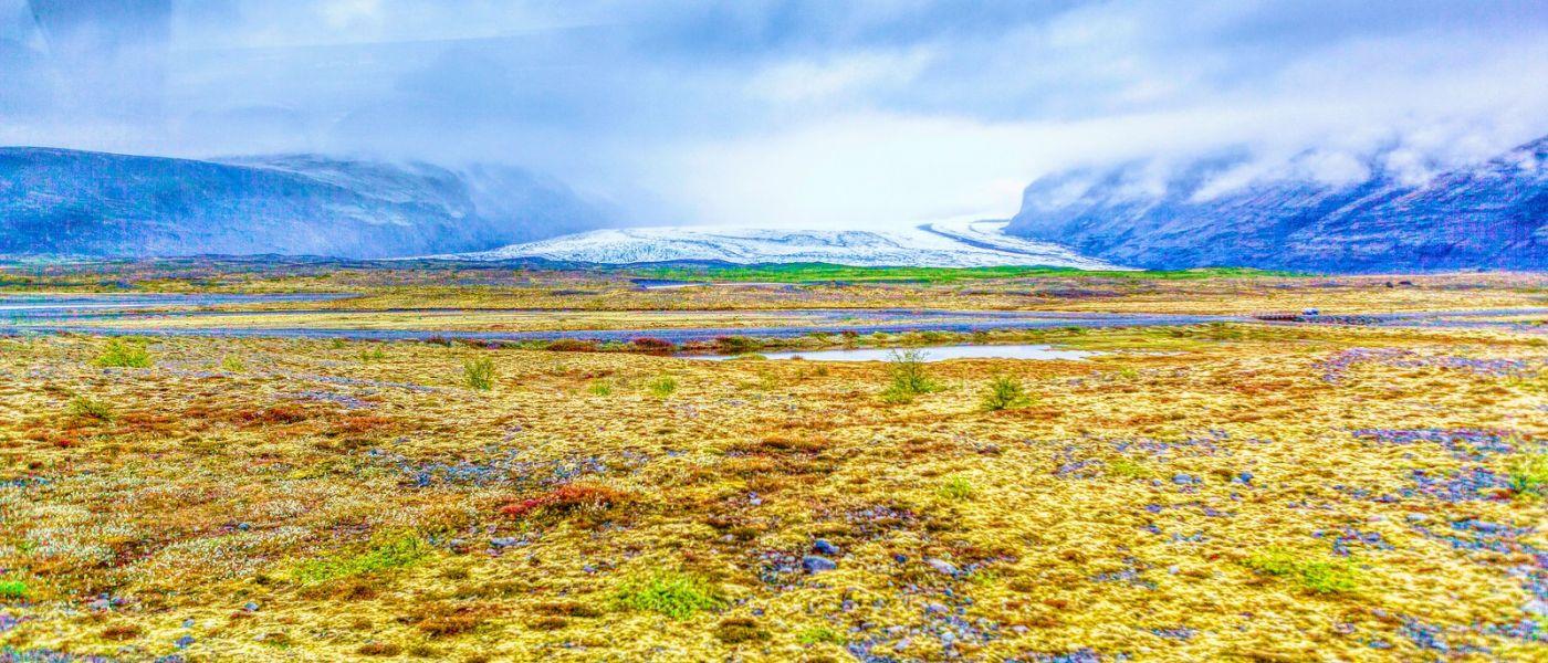 冰島瓦特納冰川(Vatna Glacier),很壯觀_圖1-9