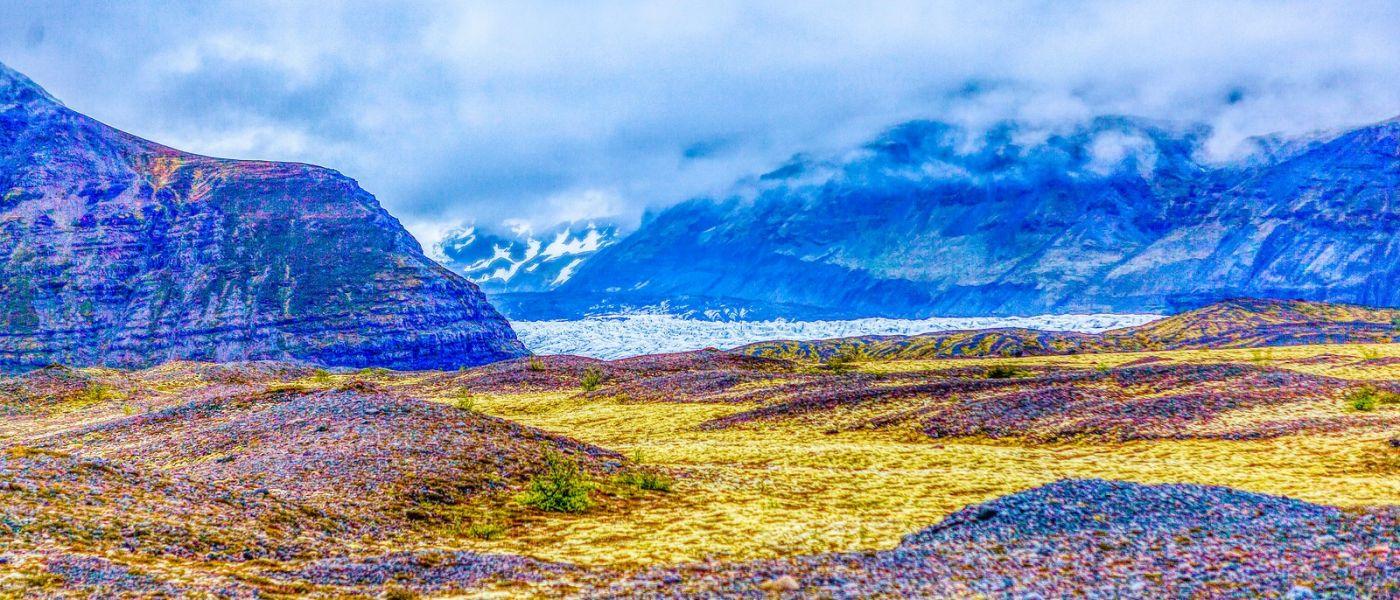冰島瓦特納冰川(Vatna Glacier),很壯觀_圖1-10