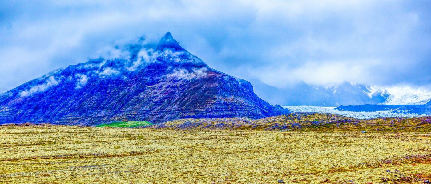 冰島瓦特納冰川(Vatna Glacier),很壯觀_圖1-11