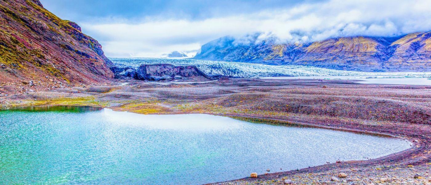 冰島瓦特納冰川(Vatna Glacier),很壯觀_圖1-12