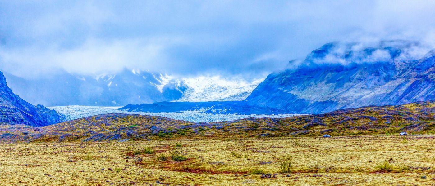 冰島瓦特納冰川(Vatna Glacier),很壯觀_圖1-16
