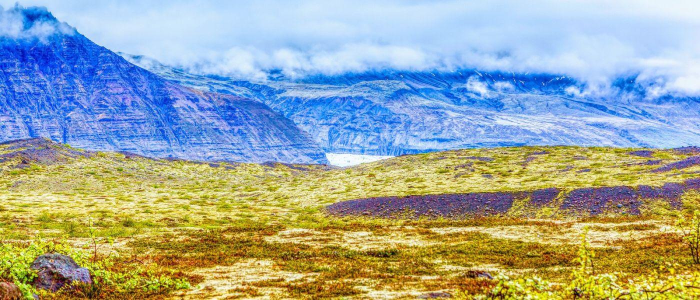 冰島瓦特納冰川(Vatna Glacier),很壯觀_圖1-15