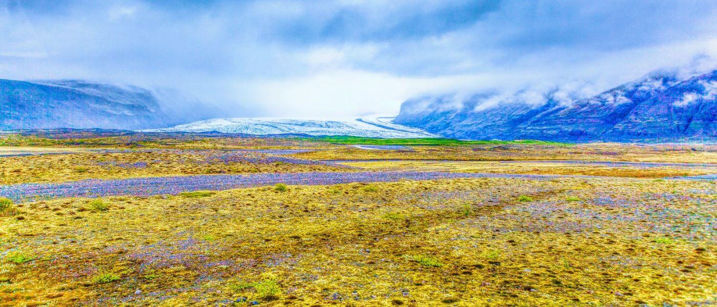 冰島瓦特納冰川(Vatna Glacier),很壯觀_圖1-13