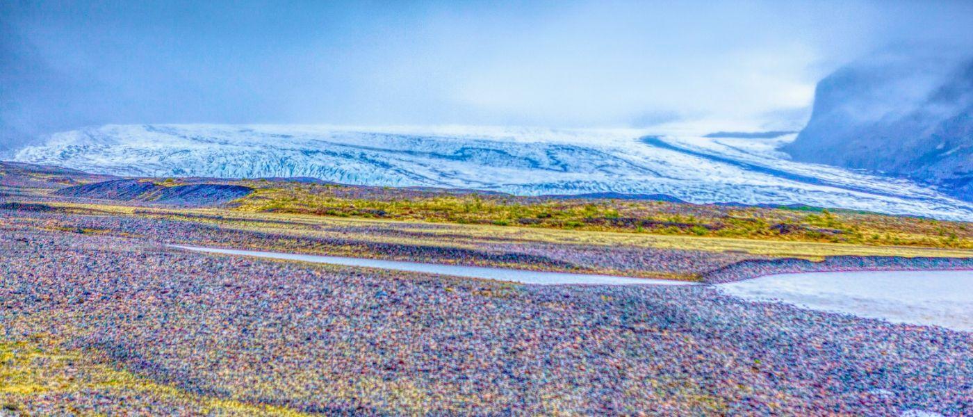 冰島瓦特納冰川(Vatna Glacier),很壯觀_圖1-17