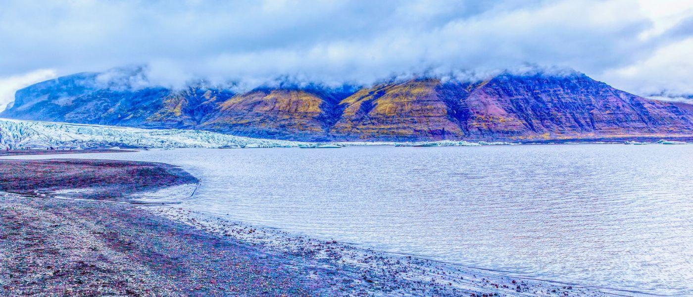 冰島瓦特納冰川(Vatna Glacier),很壯觀_圖1-18