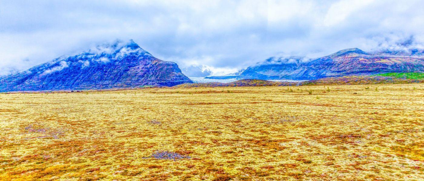 冰島瓦特納冰川(Vatna Glacier),很壯觀_圖1-19