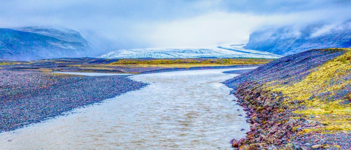 冰島瓦特納冰川(Vatna Glacier),很壯觀_圖1-20