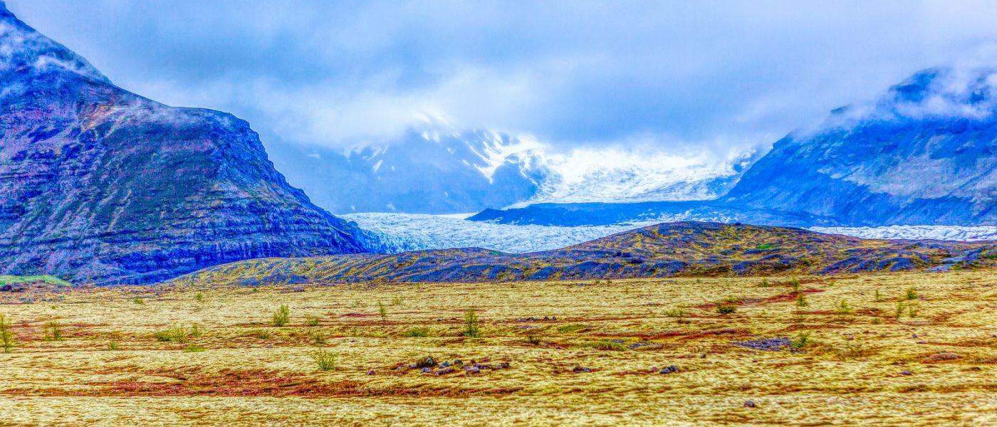 冰島瓦特納冰川(Vatna Glacier),很壯觀_圖1-24