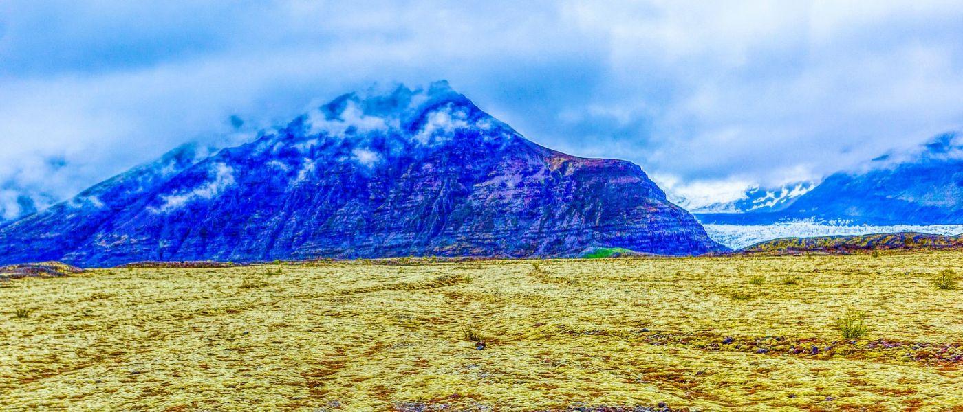 冰島瓦特納冰川(Vatna Glacier),很壯觀_圖1-23