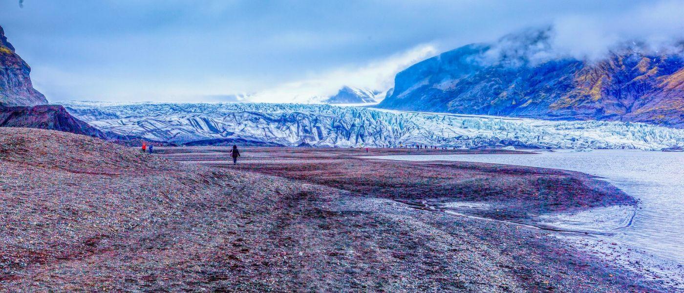 冰島瓦特納冰川(Vatna Glacier),很壯觀_圖1-22