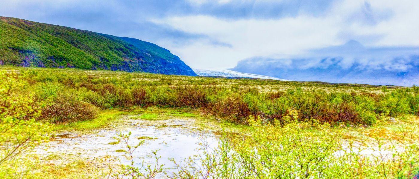 冰島瓦特納冰川(Vatna Glacier),很壯觀_圖1-21