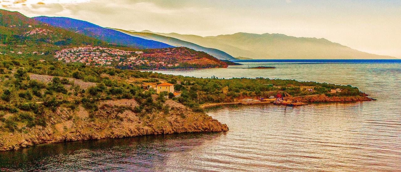 克羅地亞旅途,水的另一邊_圖1-4