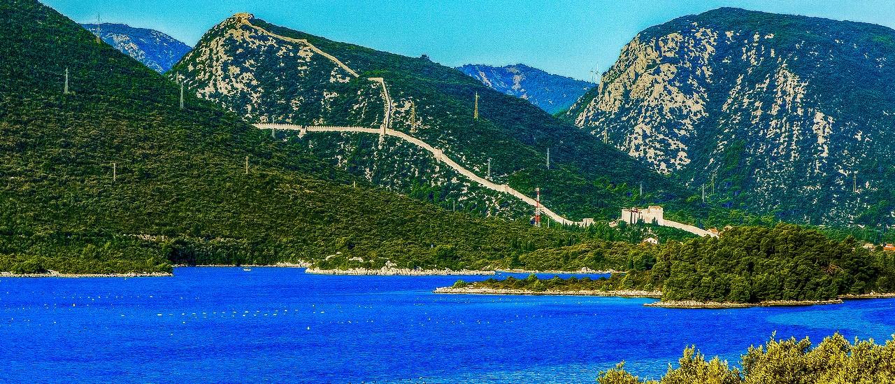 克羅地亞旅途,水的另一邊_圖1-5