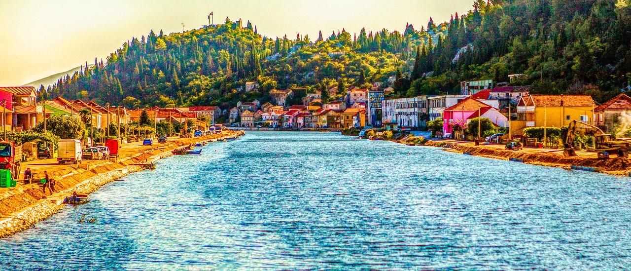 克羅地亞旅途,水的另一邊_圖1-10
