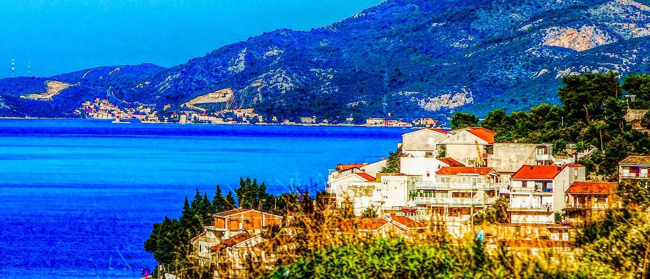 克羅地亞旅途,水的另一邊_圖1-9