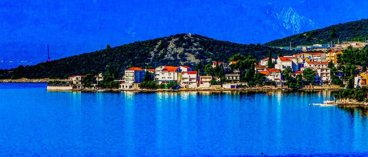 克羅地亞旅途,水的另一邊_圖1-14