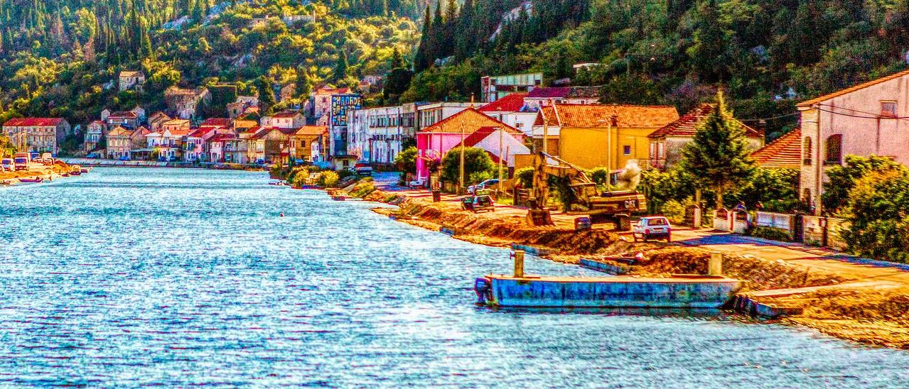 克羅地亞旅途,水的另一邊_圖1-28