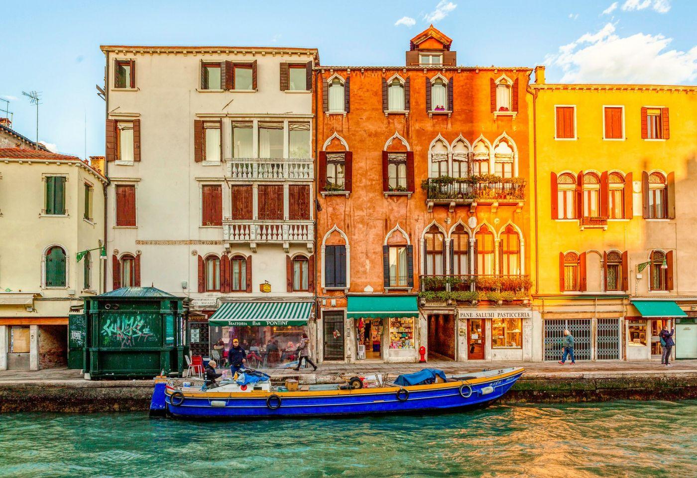 意大利威尼斯,水边建筑_图1-35