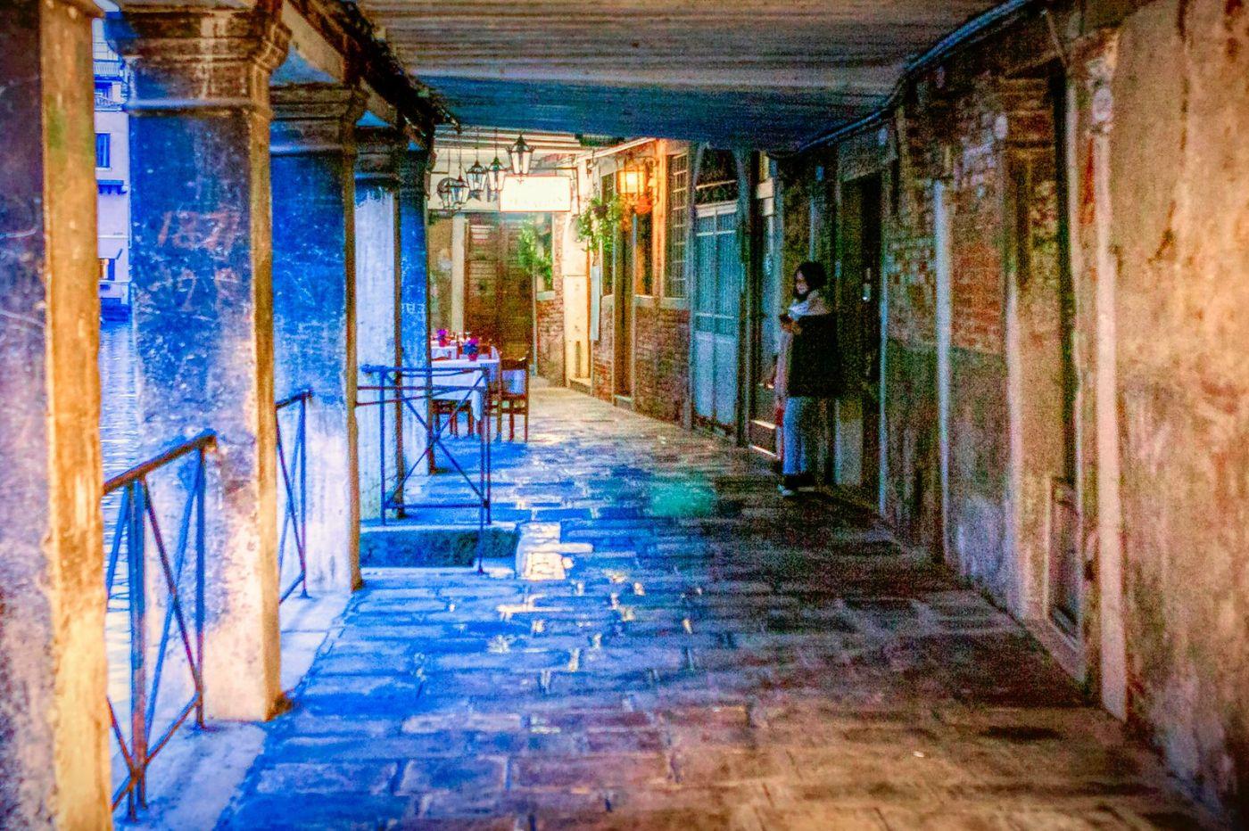 意大利威尼斯,水边建筑_图1-34