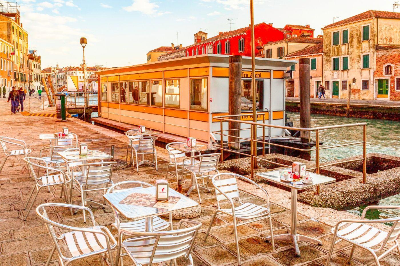 意大利威尼斯,水边建筑_图1-29