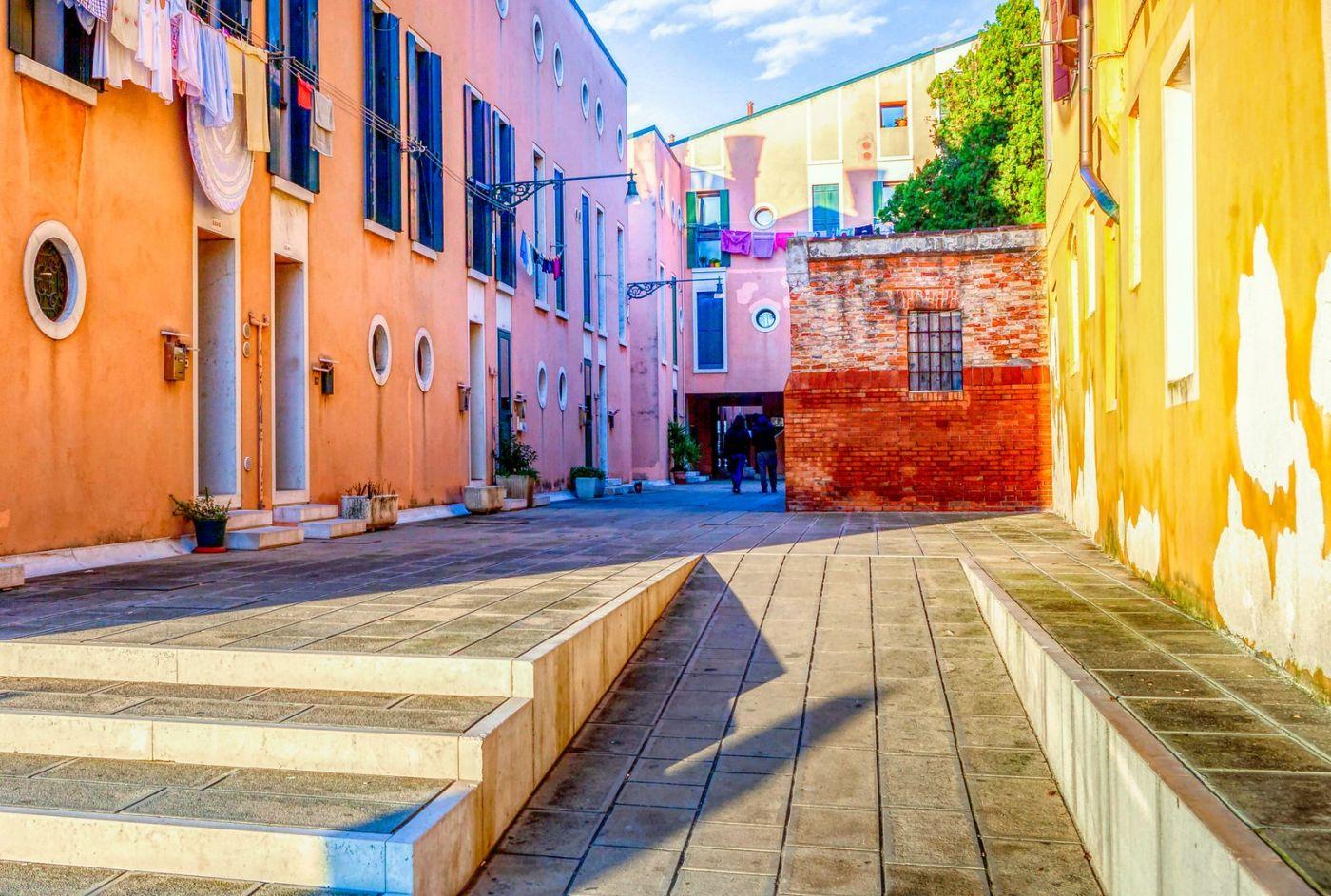 意大利威尼斯,水边建筑_图1-32