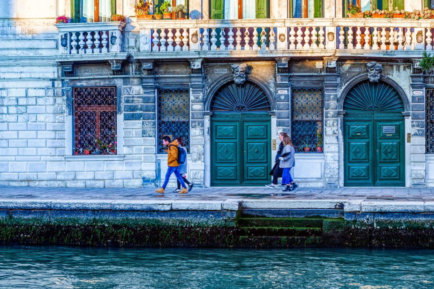 意大利威尼斯,水边建筑_图1-27