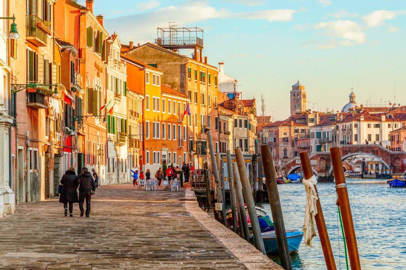 意大利威尼斯,水边建筑_图1-25