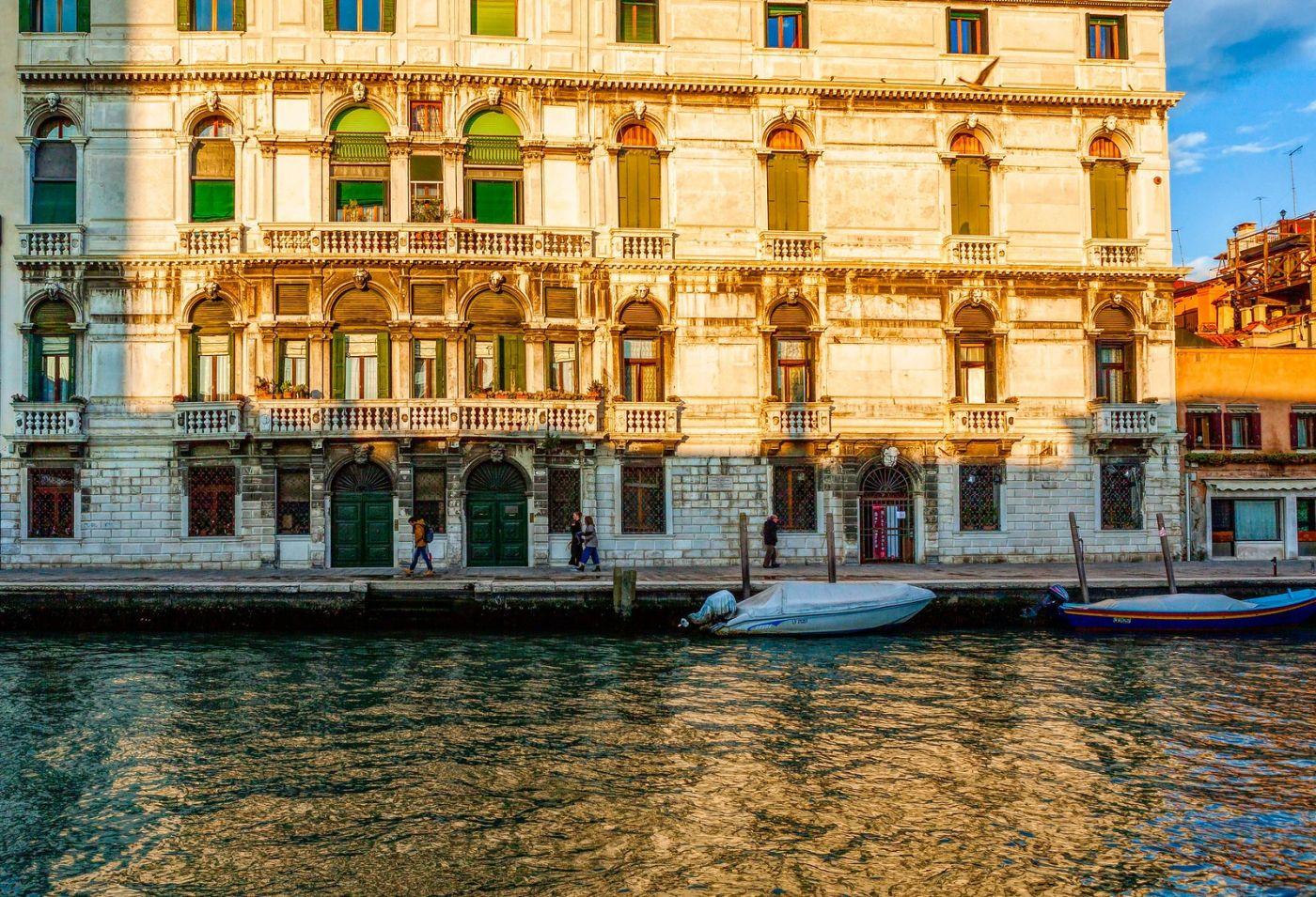 意大利威尼斯,水边建筑_图1-2