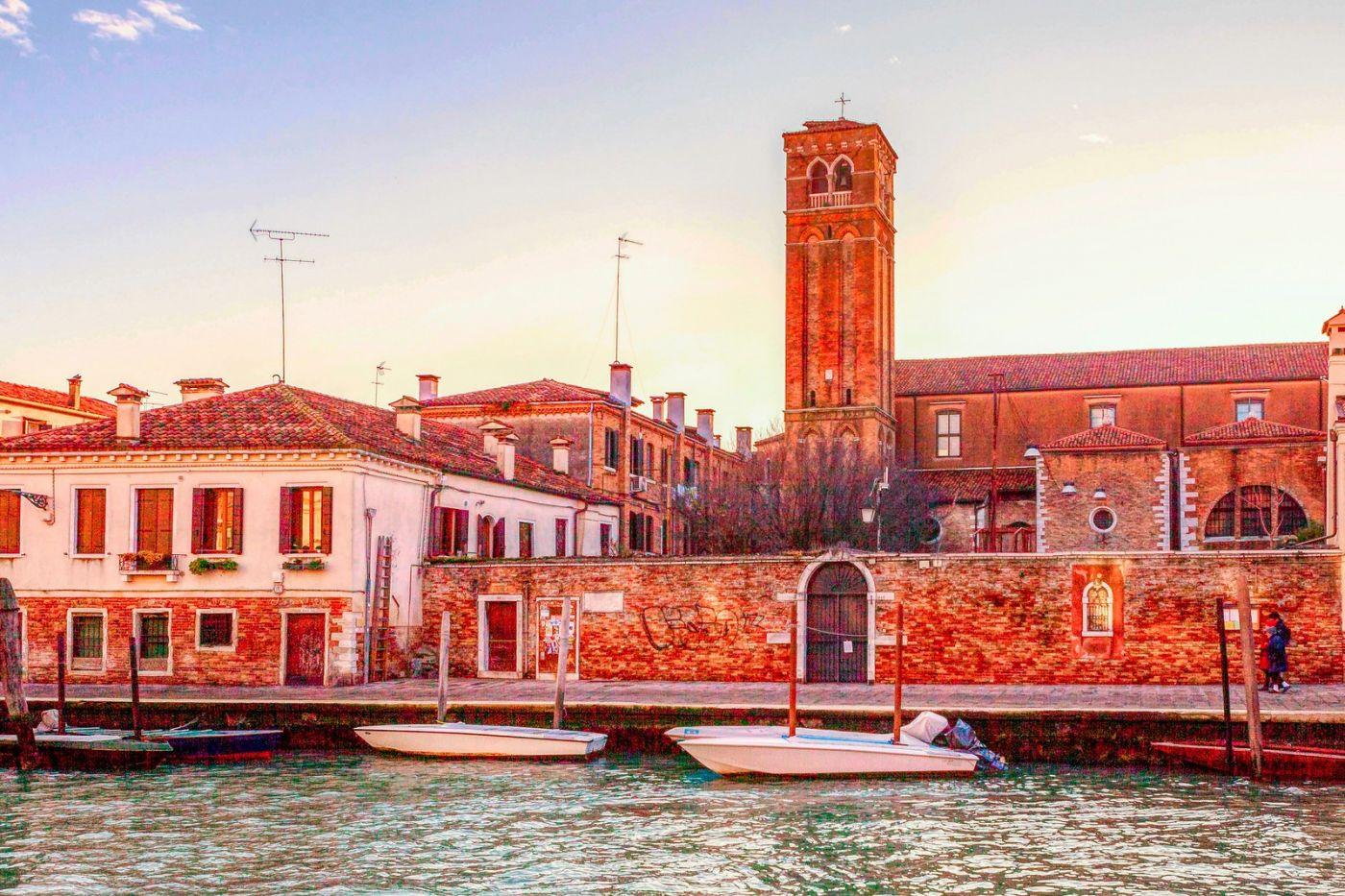 意大利威尼斯,水边建筑_图1-5