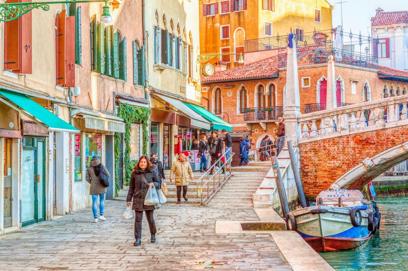意大利威尼斯,水边建筑_图1-9