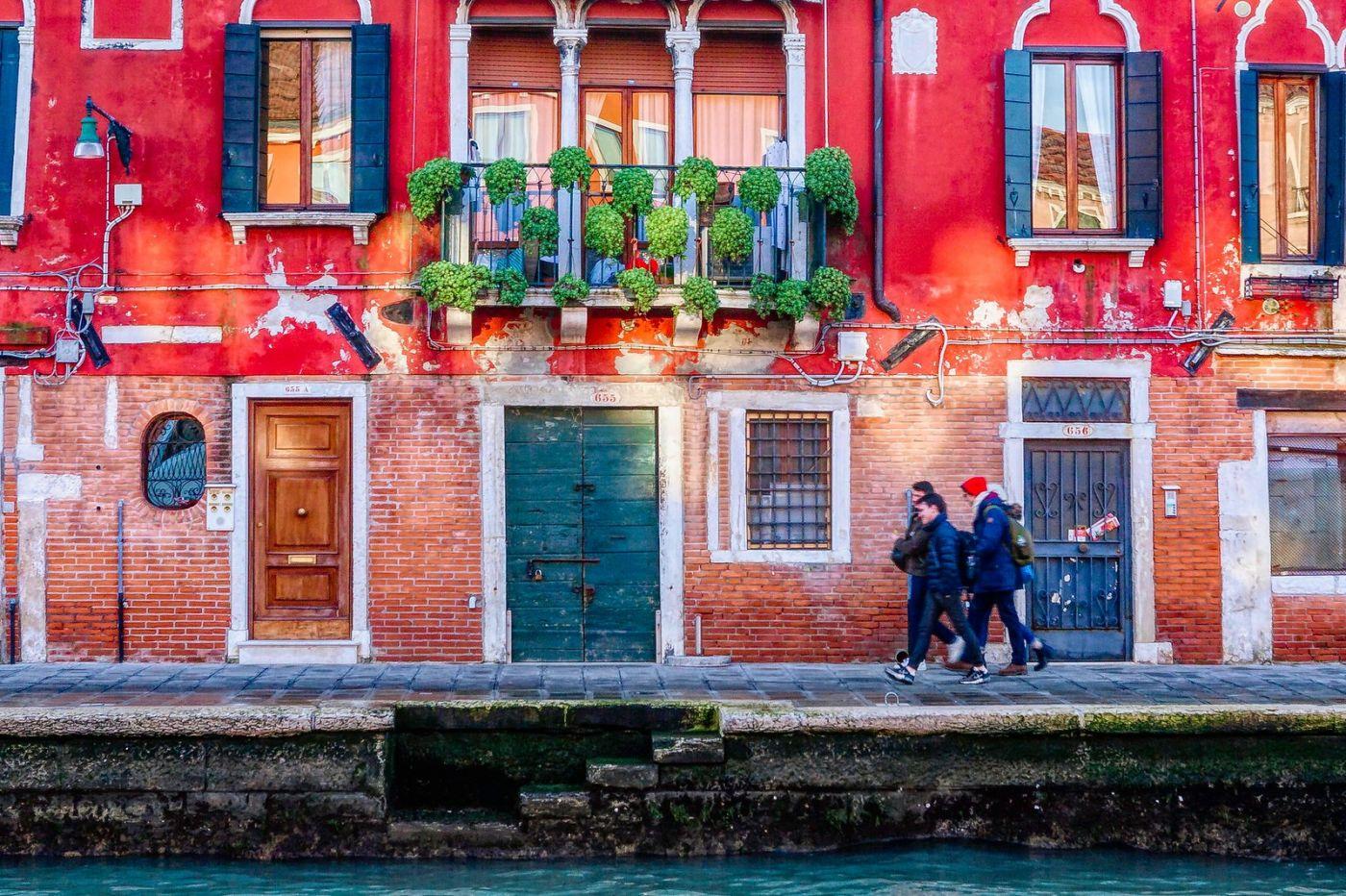 意大利威尼斯,水边建筑_图1-10