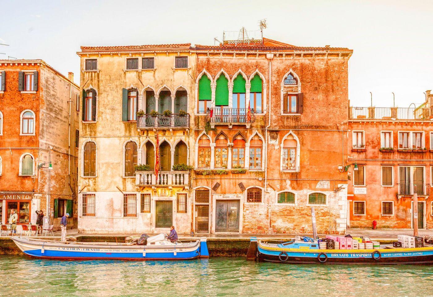 意大利威尼斯,水边建筑_图1-16