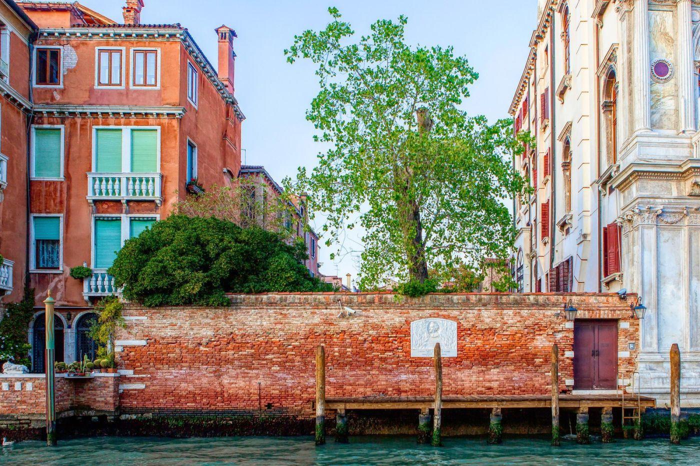 意大利威尼斯,水边建筑_图1-18