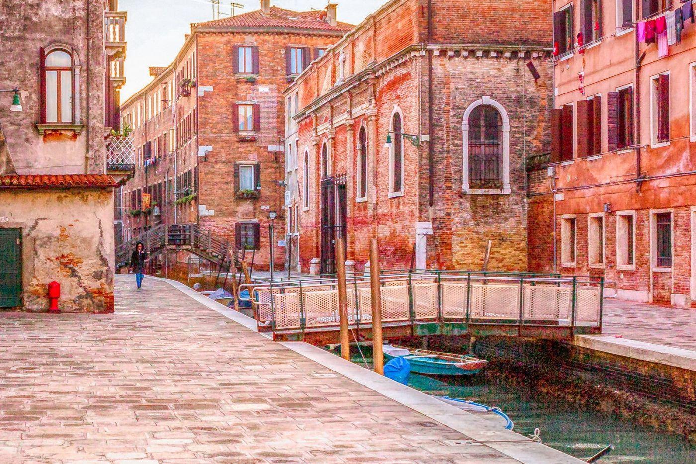 意大利威尼斯,水边建筑_图1-20