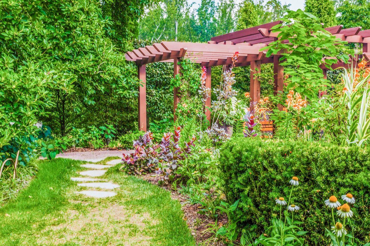 Chanticleer花园,一景一画_图1-37