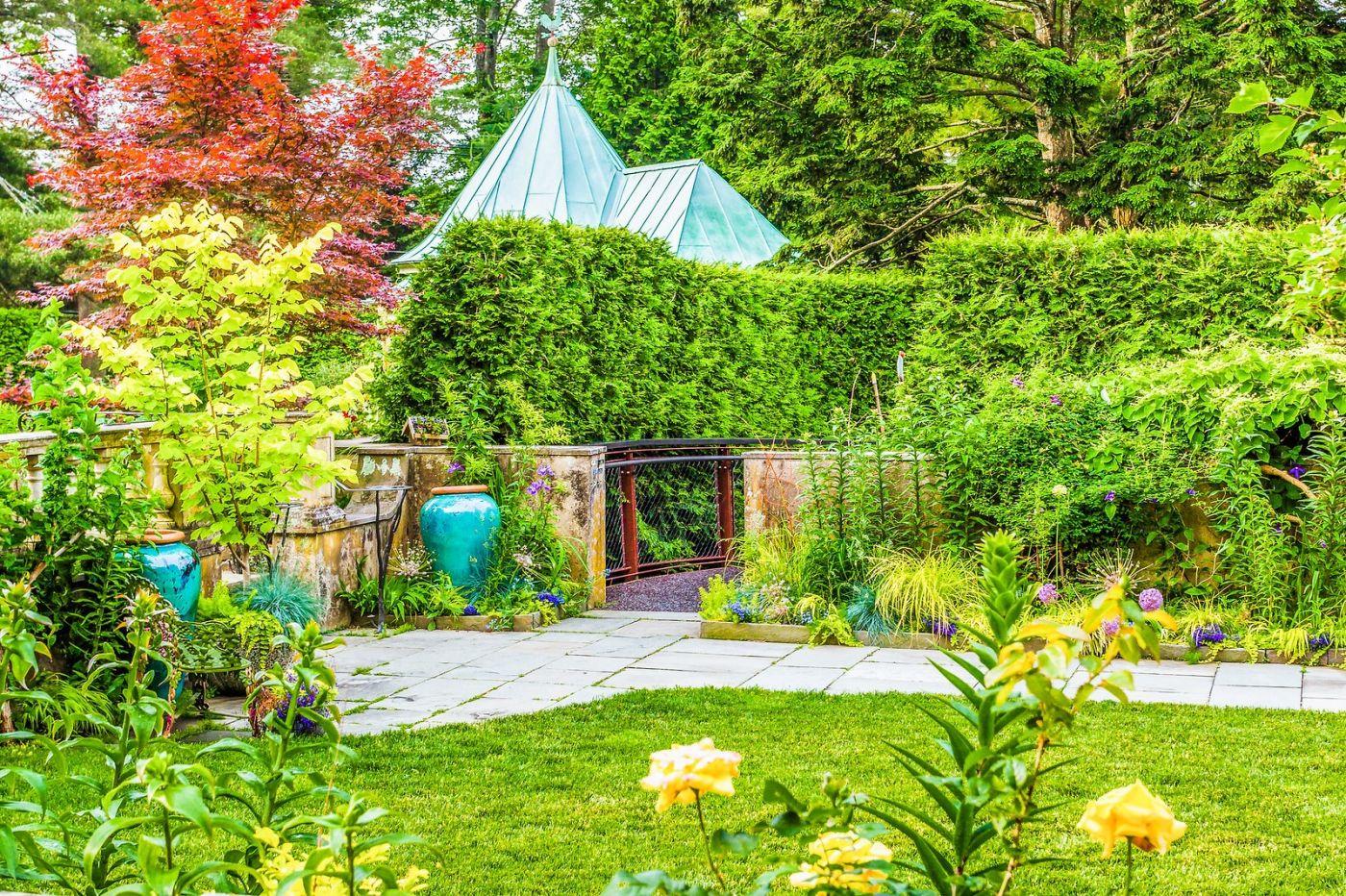 Chanticleer花园,一景一画_图1-39