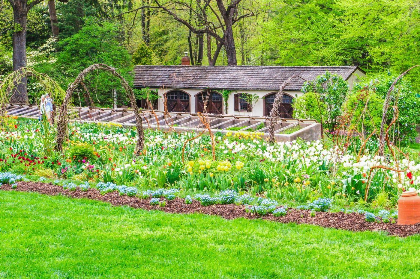 Chanticleer花园,一景一画_图1-38