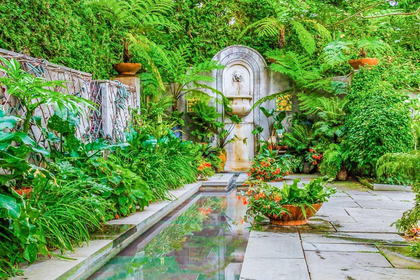 Chanticleer花园,一景一画_图1-36
