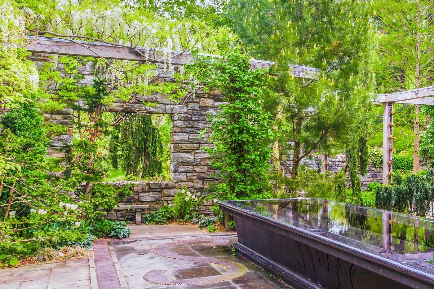 Chanticleer花园,一景一画_图1-29