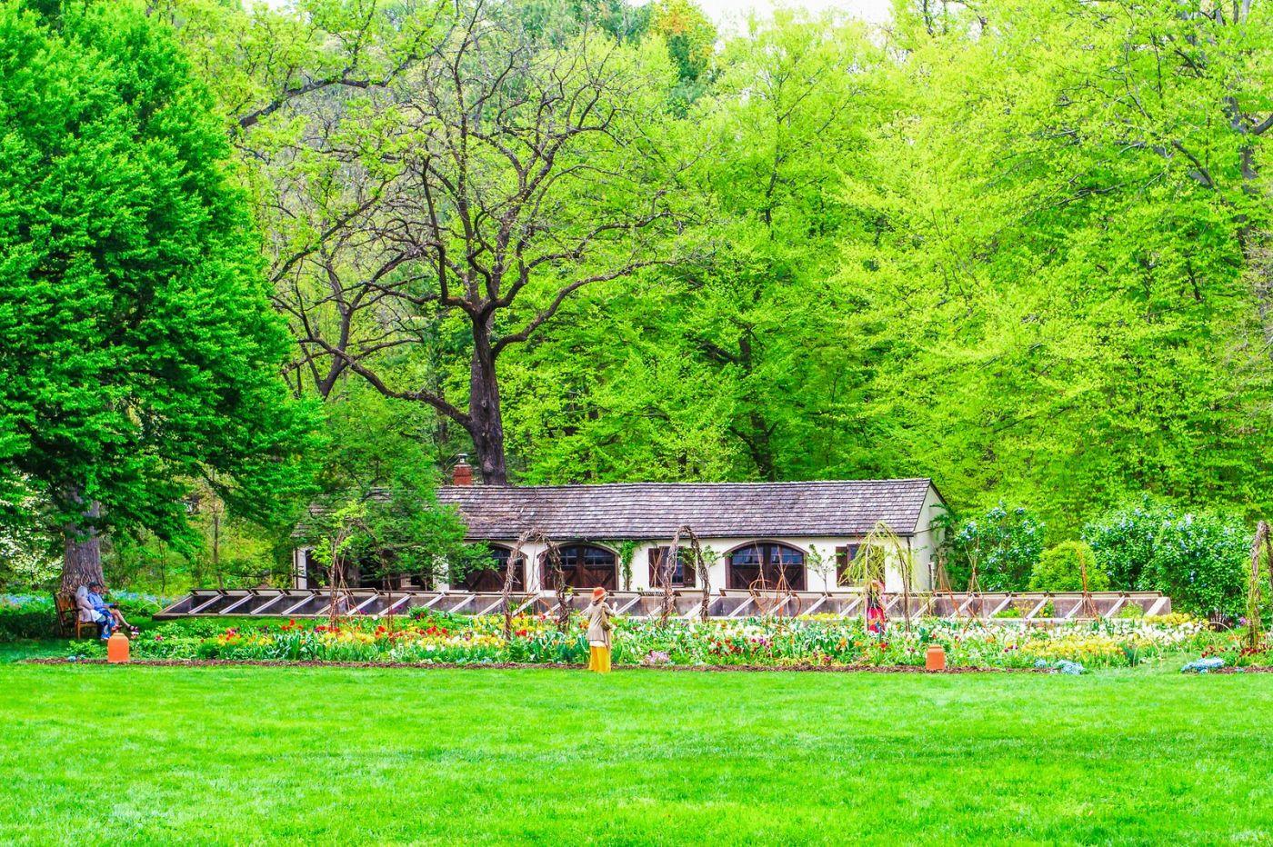 Chanticleer花园,一景一画_图1-23