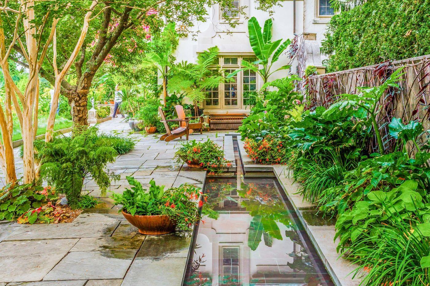 Chanticleer花园,一景一画_图1-24