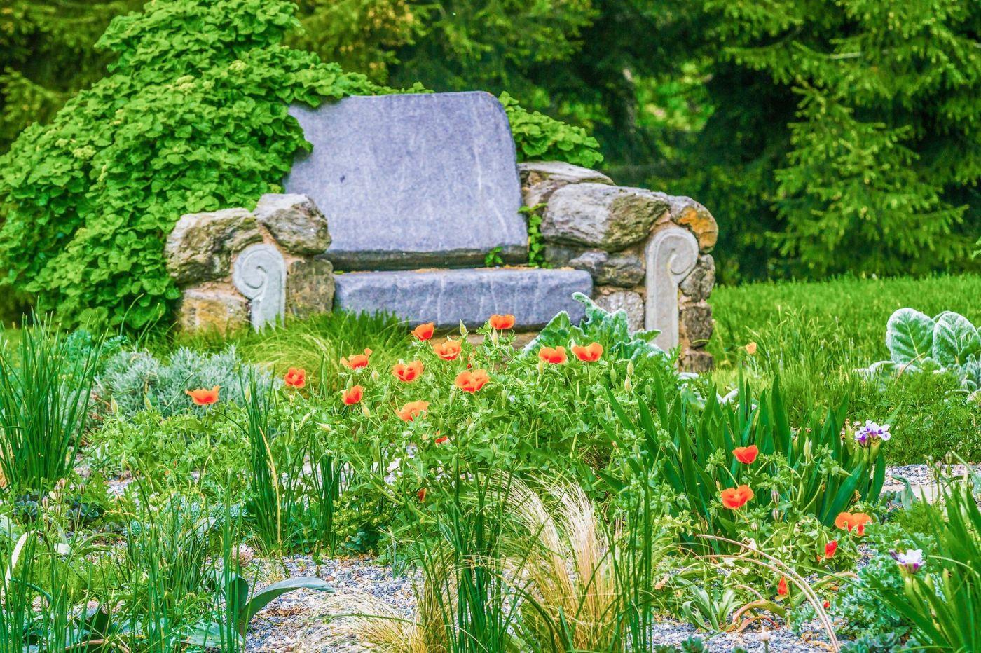 Chanticleer花园,一景一画_图1-20